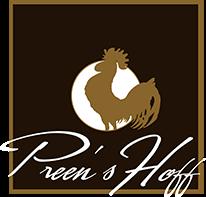 Preen's Hoff, Feiern, Hofcafe